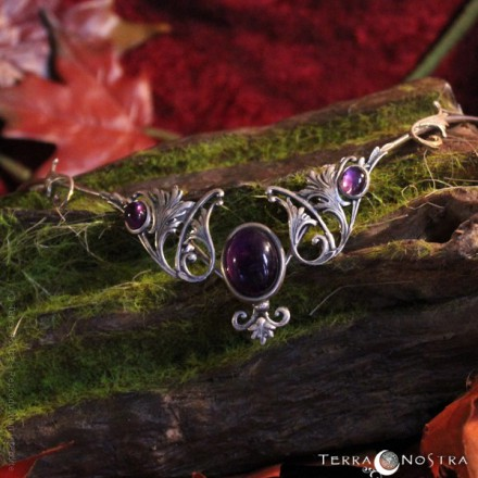 """""""Ivy's Song"""" Diadem"""