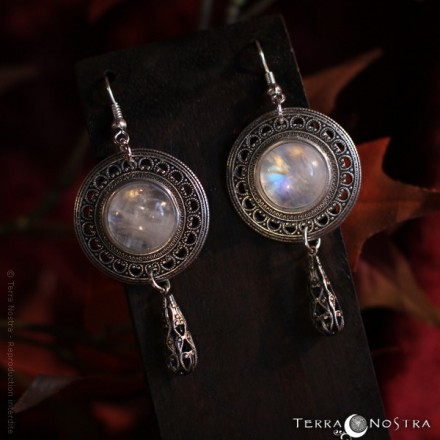 """Abudancia"" Earrings"