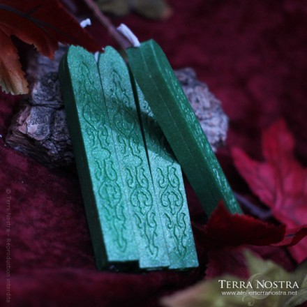 Sealing wax - Sparkling green