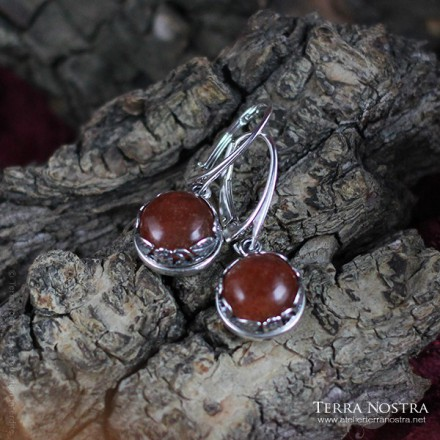 """Sierra"" earrings"