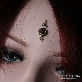 "Bindi réutilisable ""Adrika"""
